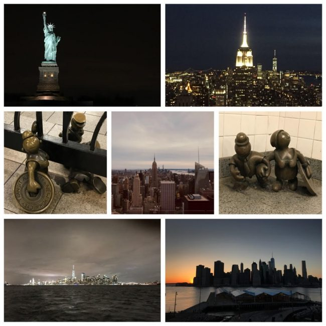 Haz un collage si tienes muchas fotos para scrap
